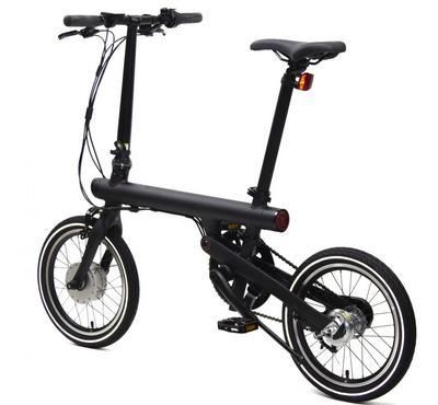 Xiaomi MI Smart Electric Folding Bike 250W Black.