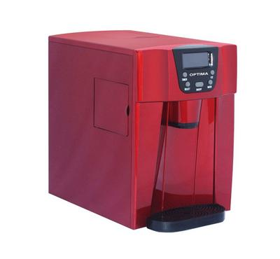 Optima, Ice Cube Maker 12kg/Day Red.