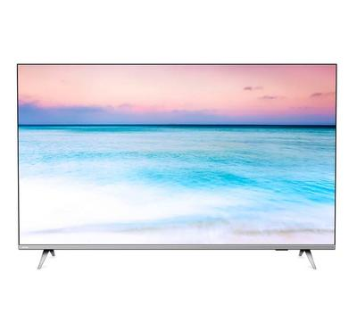 55PUT6654/56  Philips 55 Inch Smart Tv UHD-4K  Black/Silver