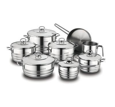 Korkmaz ASTRA GRANDE ,Cookware Sets 14pcs