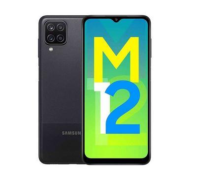 Samsung GALAXY M12 , 64GB, 4GB , 4G, Fingerprint, BLack.
