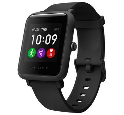 Amazfit , Smartwatch , 42mm, Black.